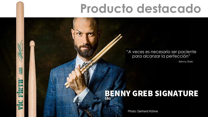 Vic Firth Benny Greb